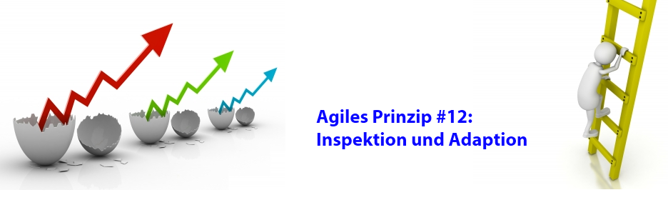 Agiles Prinzip 12: Inspektion und Adaption